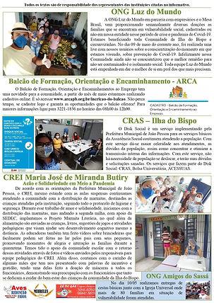 Jornal Comunitário Edição Nº 11 - Pag.2.