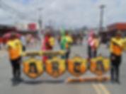 Desfile Cívico 2019 do Bairro de Mangabeira.