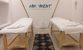 The Moment Massage services