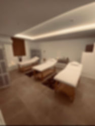 One of the room for massage in the Moment massage spa