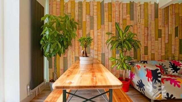 148 bevendean Wood Wall 2.JPG
