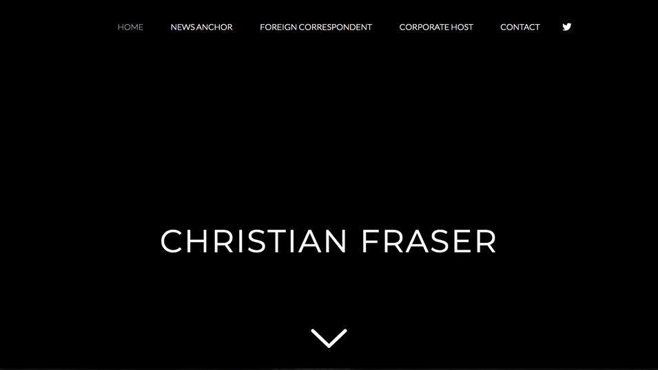 Christian Fraser - BBC