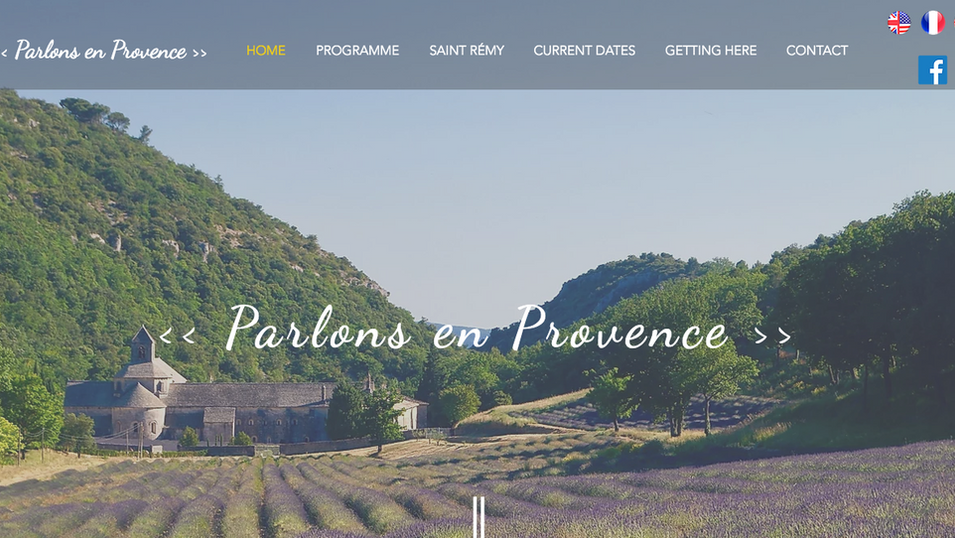 Parlons en Provence