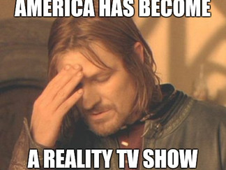 America: One Giant Reality TV Show