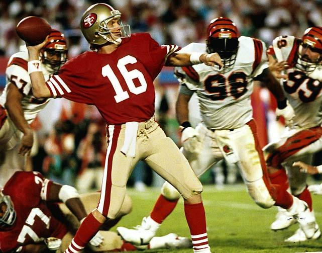 Reliving Super Bowl 23