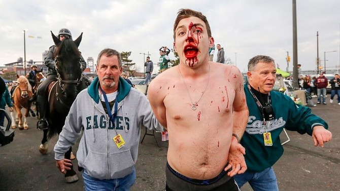 The Psyche of an Eagles Fan