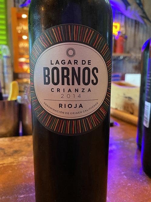 Lagar de Bornos Crianza Rioja Tempranillo