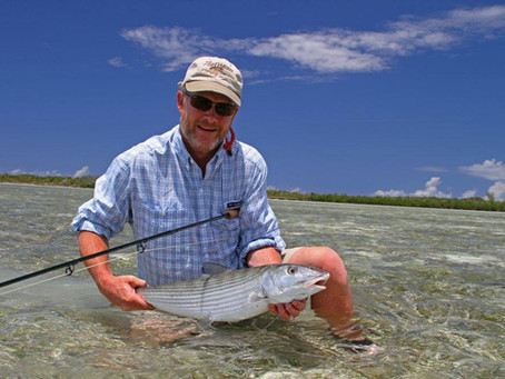 Winter Is Trophy Bonefish Time on Grand Bahama