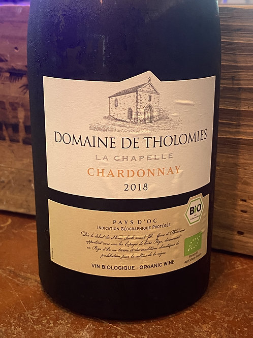 Domaine De Tholomies Chardonnay 2017