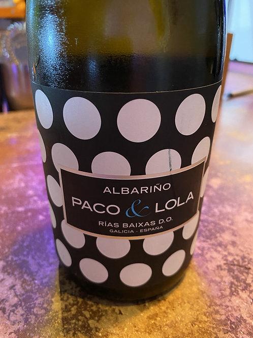 ALBARINO PACO & LOLA 2017