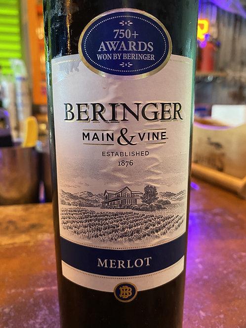 Beringer Main & Vine-Merlot
