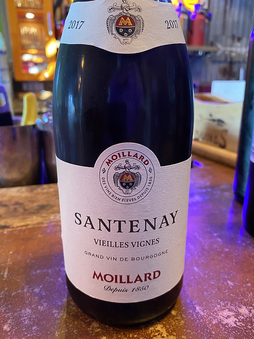 Domaine Moillard Santenay Red Burgundy