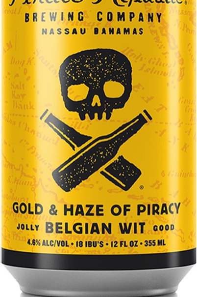 GOLD & HAZE OF PIRACY- Pirate Republic