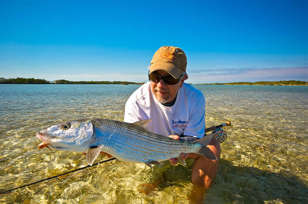 large winter bonefish