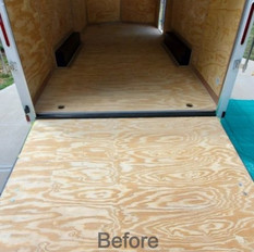 Enclosed Trailer - Raleigh NC