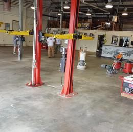 Commercial Motor Pool in Raleigh NC
