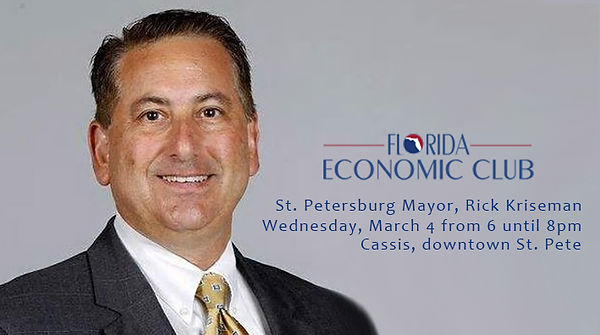rick-kriseman_florida economic club_FB E
