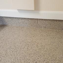 Cinder block coating in Durham NC