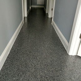 Vet Clinic in Cary NC finished in Graphite flake color