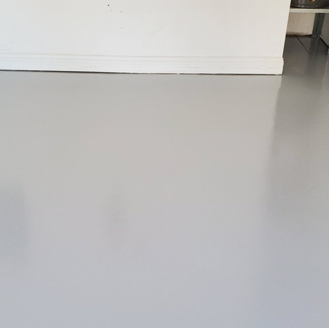 In Process of correcting a poorly installed floor,