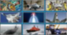 Сварка в авиации, сварка в судостроении, сварка газопроводов, сварка в космосе, сварка под водой
