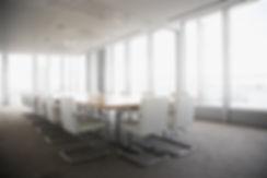 밝은 회의실