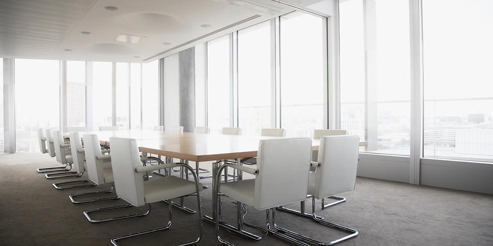 April 2020 Board Meeting