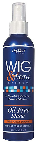 WIG & WEAVE Oil Free Shine With Argan Extracts 8oz