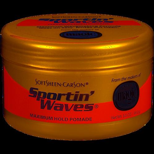 Softsheen-Carson Sportin' Waves Maximum Hold Gel Pomade 3.5oz