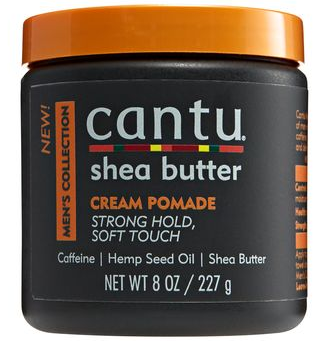 Cantu Shea Butter Men's Cream Pomade - 8 oz jar
