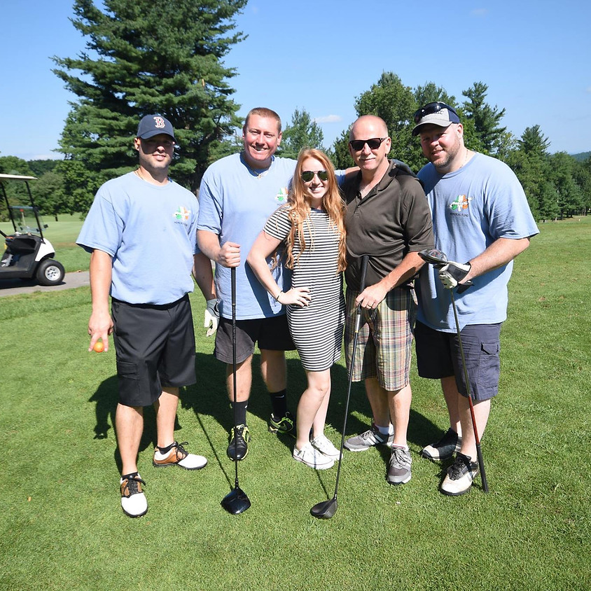 Second Annual JTSTRONG Memorial Golf Tournament