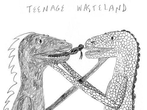 Teenage Wasteland Tee