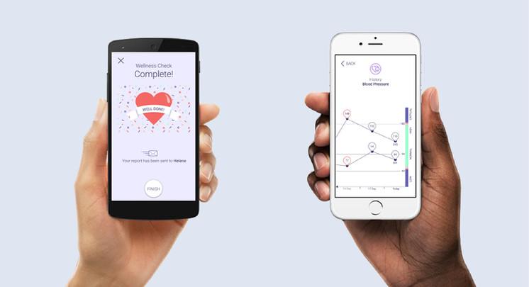 Senior's Health & Wellness App