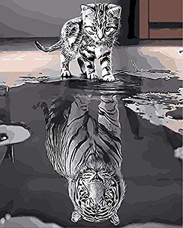 Kitten-Tiger