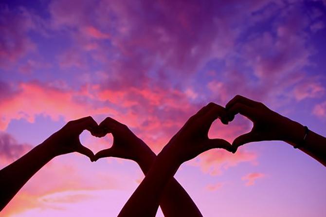 Hearts-hands