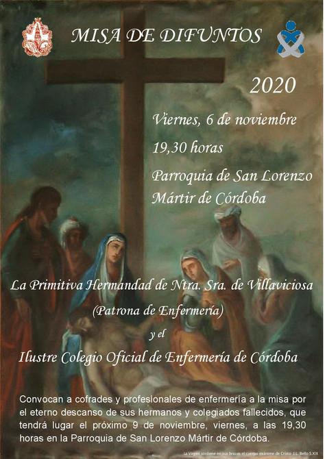 Santa Misa de Difuntos