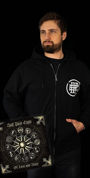 Limited Bundle - Digipack with Hoodie