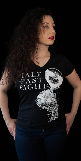 T-Shirt - Female - The Dead And The Living