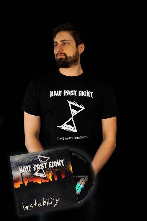 EP Bundle - EP with T-Shirt