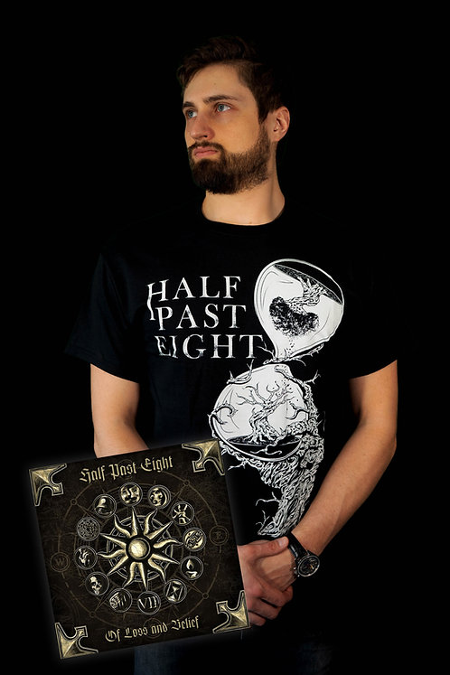 Bundle - T-Shirt with Digipack