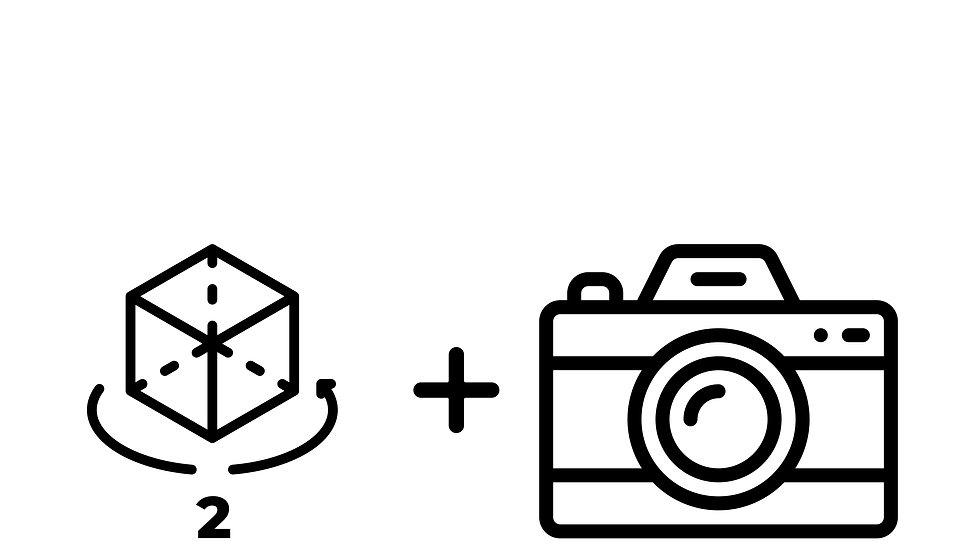 Recorrido 2 niveles y sesión fotográfica