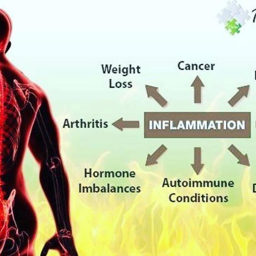 Inflammation Talk & Dinner