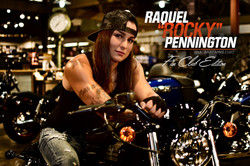 Raquel Pennington DB Group Marketing Fan
