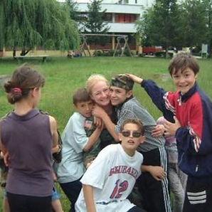Dionna Bailey Bosnia Orphanage.jpg