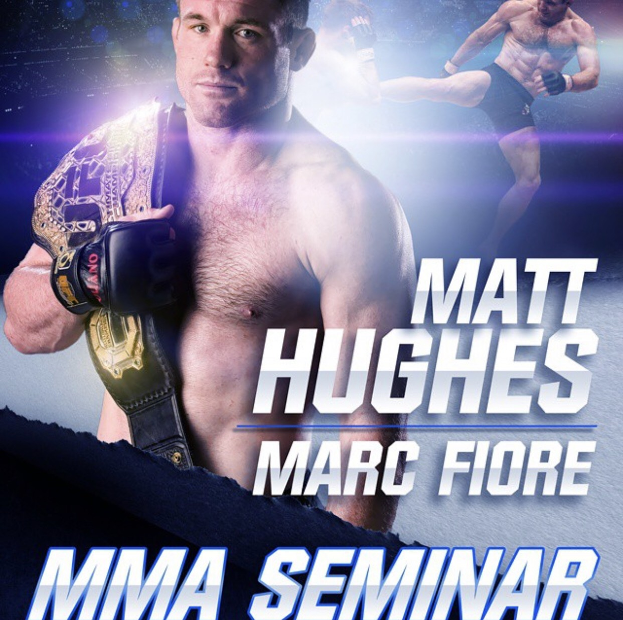 Matt Hughes DB Group MMA Seminar