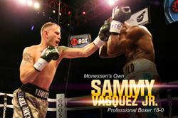 Sammy Vasquez DB Group Sports Marketing.