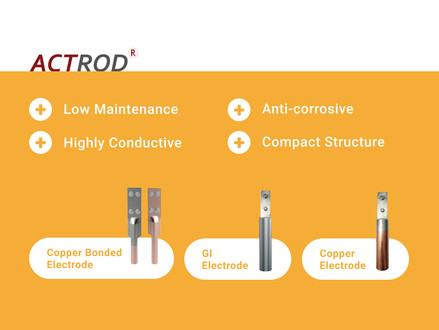 Chemical Earthing Rods : An Effective tool
