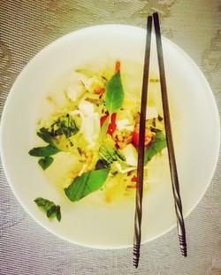 Thaise groene curry_veggies and spice