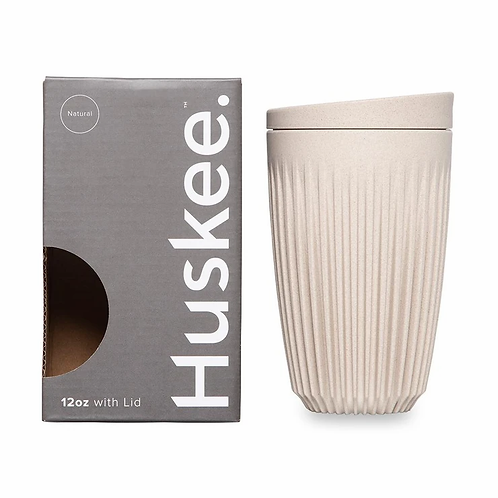 12oz Huskee Cup (natural)