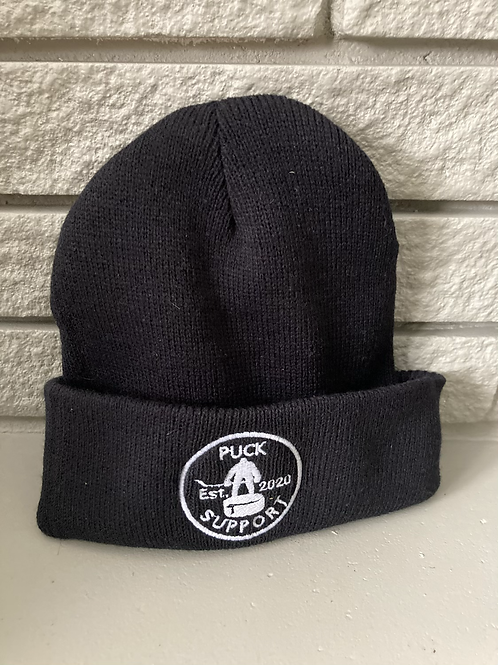 Puck Support Folded Toque